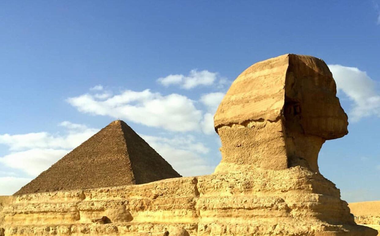 sphinx-et-pyramides